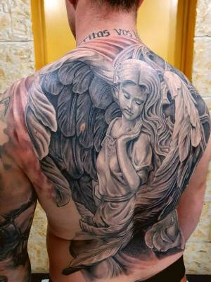 tattoo mike montauban